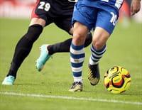 Football - Lens / Paris FC
