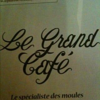 Restaurant : Le Grand Café