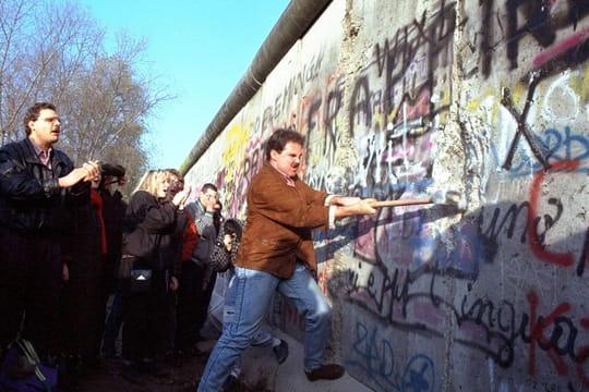 Chute du mur de Berlin: l'histoire et les images, 30ans après