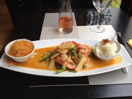 Plat : Mai Tai  - Crevettes thaï  -