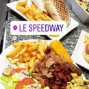 Plat : Le Speedway   © L'assiette speedway