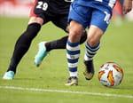 Football - FC Séville (Esp) / Standard de Liège (Bel)