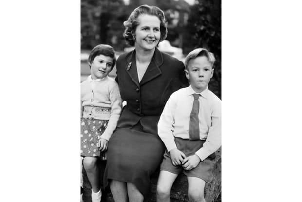 Margaret Thatcher, la dame de fer au cœur tendre