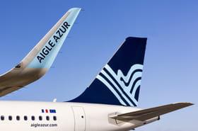 Aigle Azur: Alger, Lisbonne, Dakar... Les promotions du moment