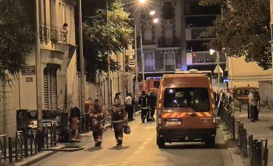 Incendie à Aubervilliers: images et témoignages
