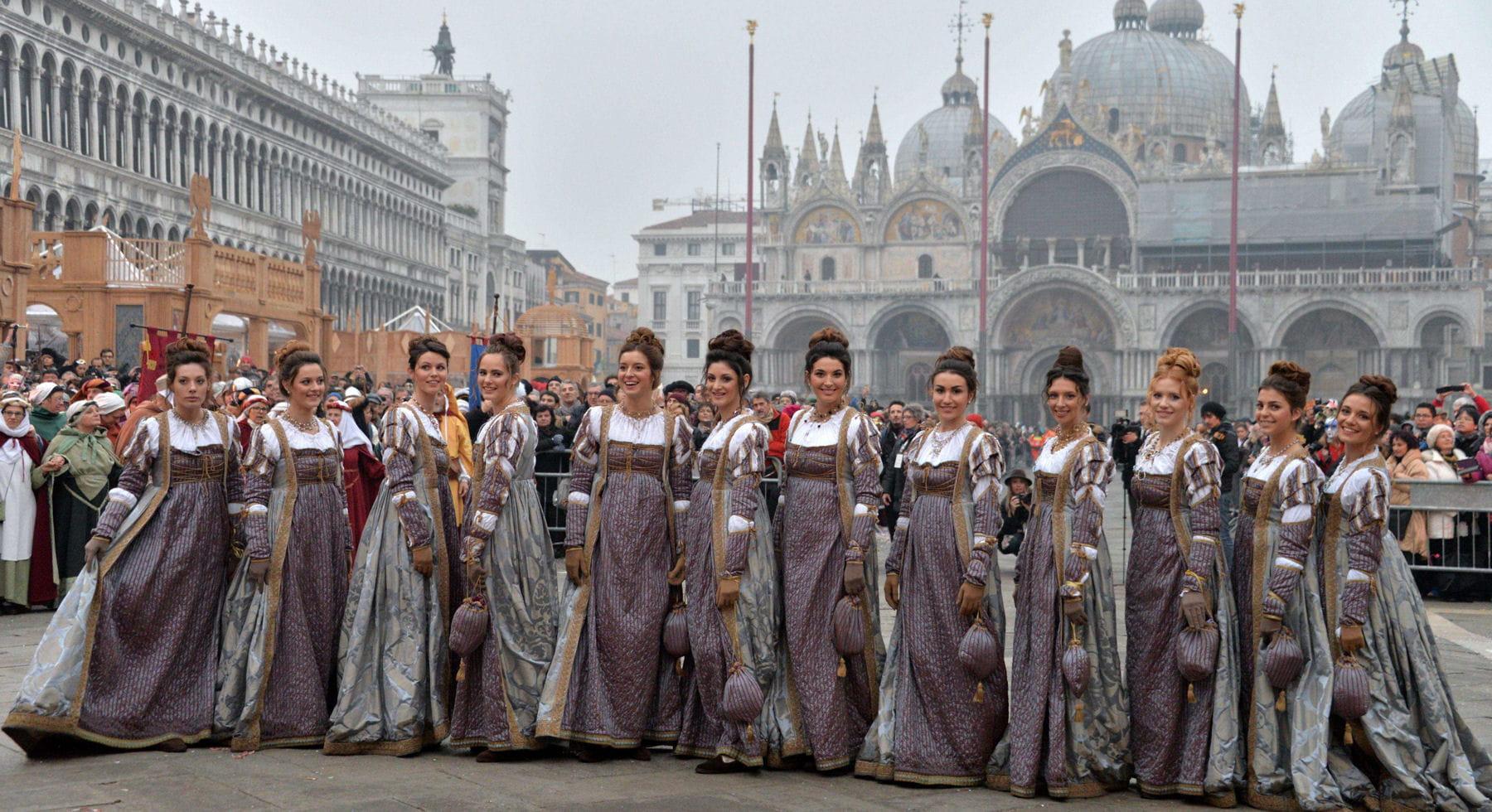 Préférence Carnaval de Venise : dates 2018, programme… La fête italienne  BE44