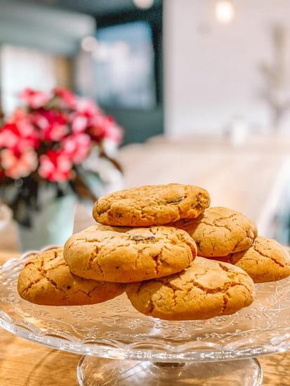 Dessert : Healthy Café  - Cookie maison -   © Healthy café