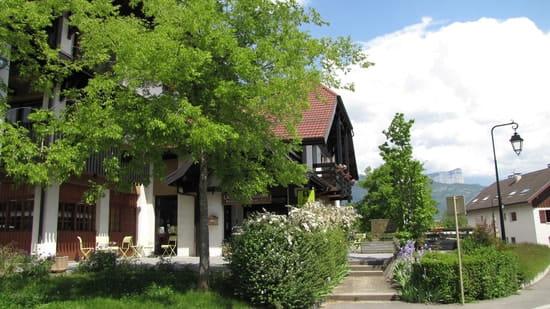 """Restaurant """"L'Auberge d'Argonay"""""""