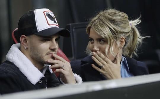 Mauro Icardi: sa femme Wanda Nara pas vraiment ravie par le PSG