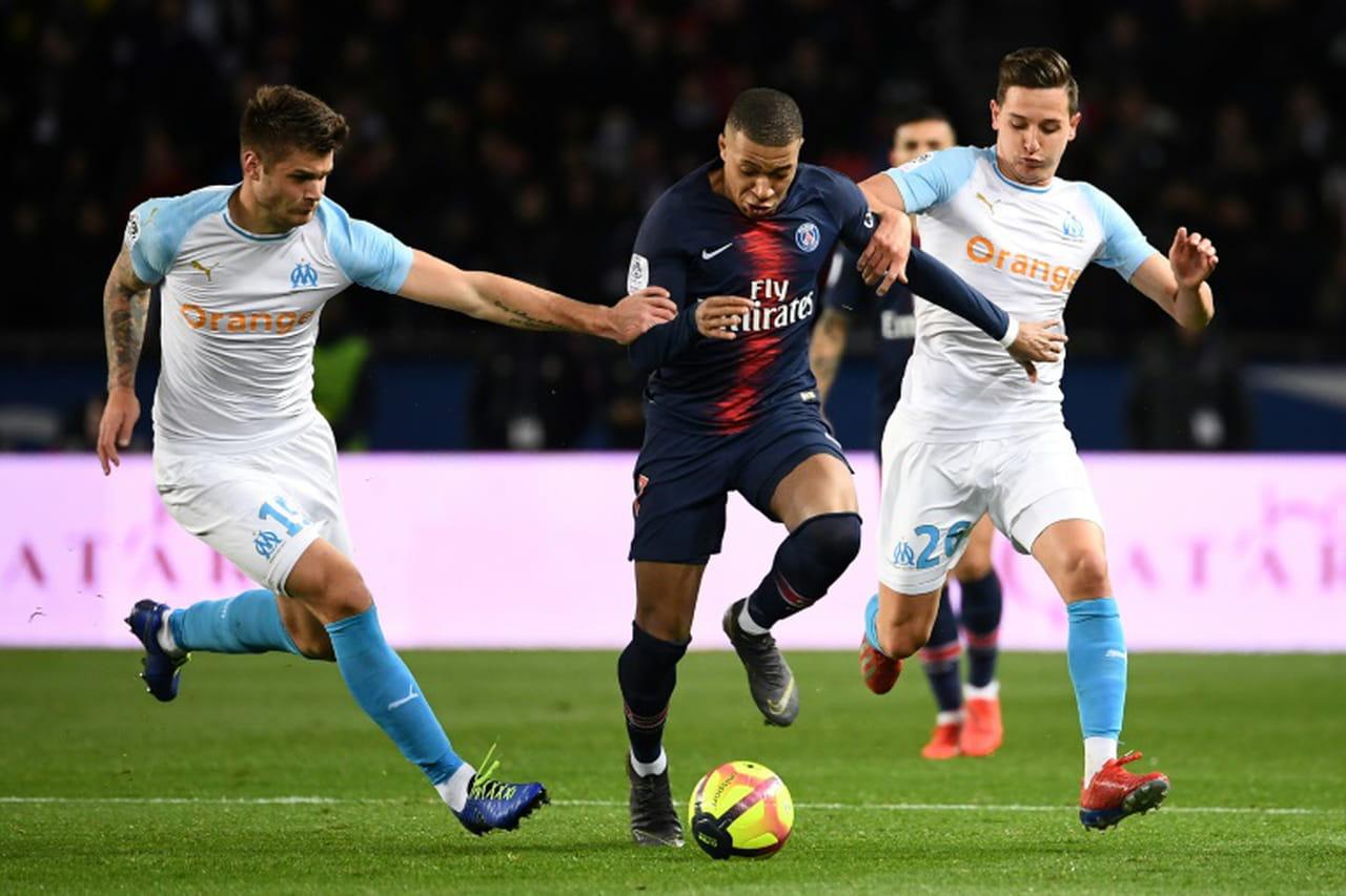 """PSG-OM: un """"clasico"""" français déjà joué d'avance?"""