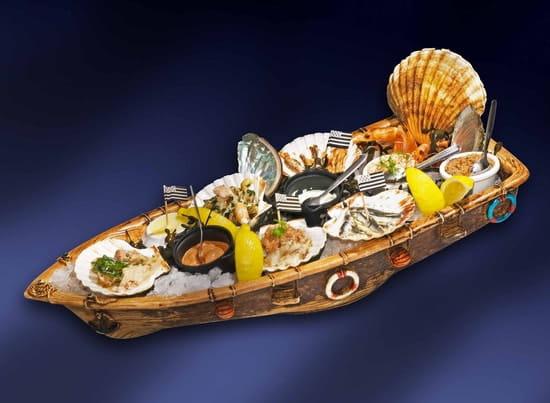 Taverne de Saint Malo  - Le bateau des corsaires -
