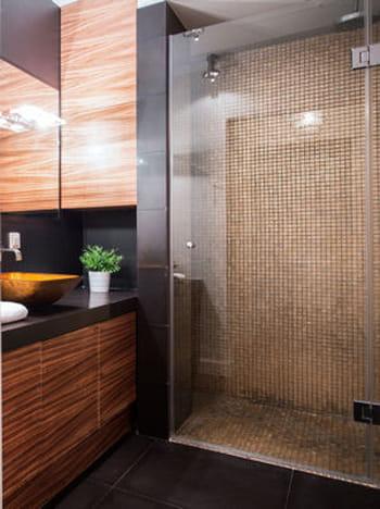 mettre une douche l 39 italienne dans une salle d 39 eau. Black Bedroom Furniture Sets. Home Design Ideas