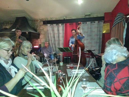 La Bonne Auberge de la Crouzette  - Soirée musicale -   © Lidon fernand