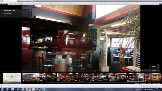 Restaurant Jeff's & Louis  - bar 1 -