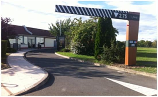 McDonald's Cosne / Loire  - McDonald's Cosne -
