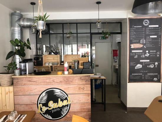 Restaurant : Le Sabal   © la salle