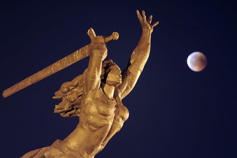 L'unique éclipse de lune de l'année se produira le 21 janvier