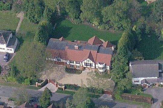 La maison d'Alex Ferguson