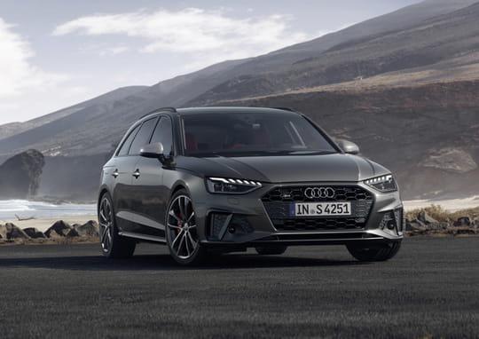 Audi A4: les infos et photos de la version restylée
