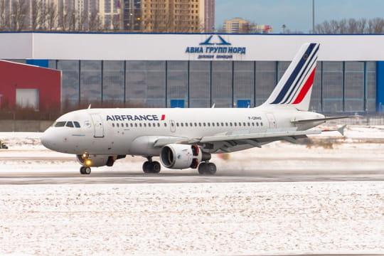 Air France: le calvaire de 282passagers bloqués 3jours en Sibérie [VIDEO]