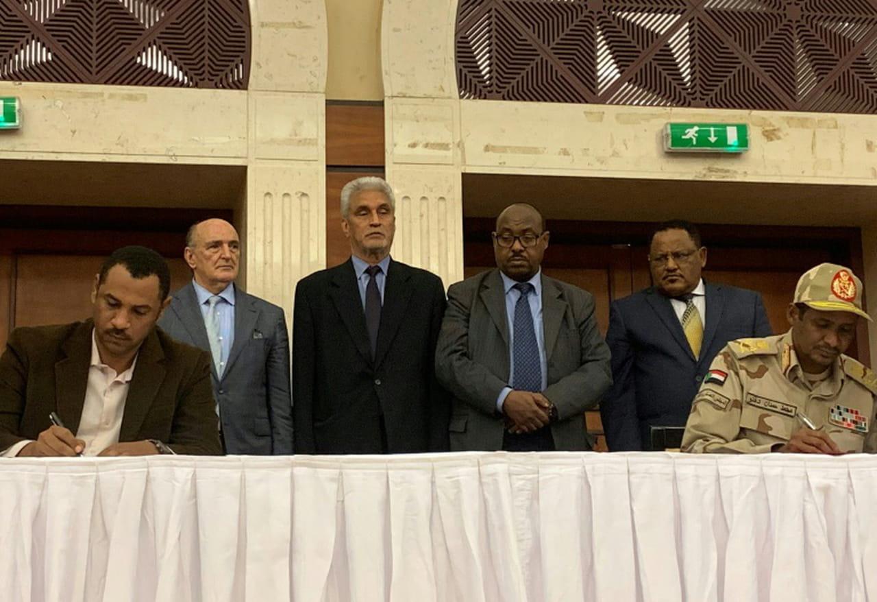 Après 30ans, le Soudan fait un pas crucial vers la démocratie