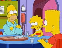 Les Simpson : Vu à la télé