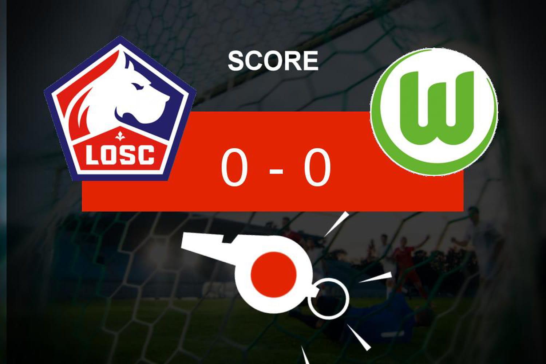 Lille - Wolfsburg: égalité parfaite, le résumé