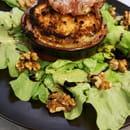Plat : La Cuisine à Mémé  - Camembert pané au four -   © Plat