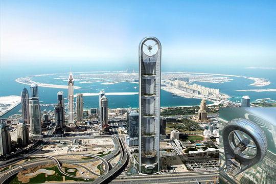 50 projets fous de Dubai