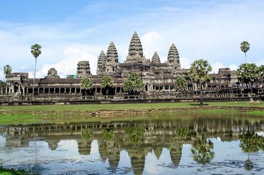 Angkor, la khmerveilleuse