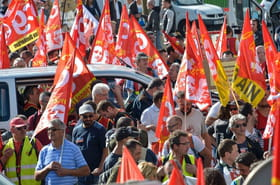Manifestation du 19octobre2017: la contestation s'essouffle