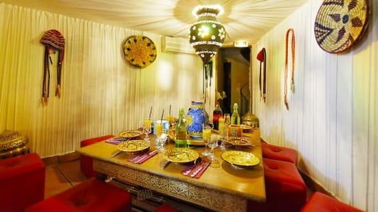 Le Massyl  - salon pouf -