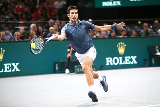 Finale de Bercy 2018: Khachanov crée la surprise face à Djokovic