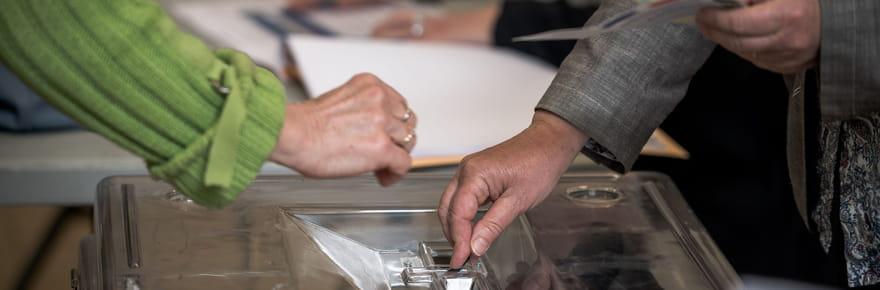 RTBF, Le Temps: avant l'heure légale, des résultats des municipales en France?