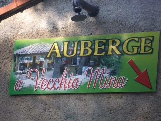 Restaurant : A Vecchia mina