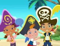 Jake et les pirates du pays imaginaire : Le mystère du trésor perdu