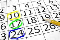 la date limite dépend du numéro de votre département.