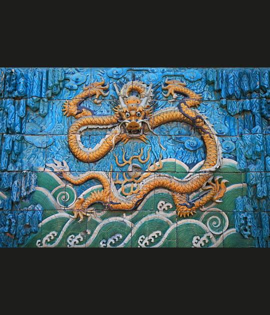 Le dragon en Chine: un symbole précieux