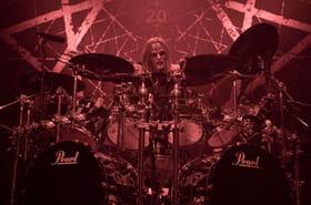 Joey Jordison, le batteur de Slipknot, est mort à 46 ans