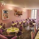 Restaurant : Alice et ses Merveilles  - Salle très cosy à l'étage -   © Alice & ses Merveilles