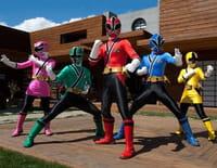 Power Rangers Samurai : De la place pour six