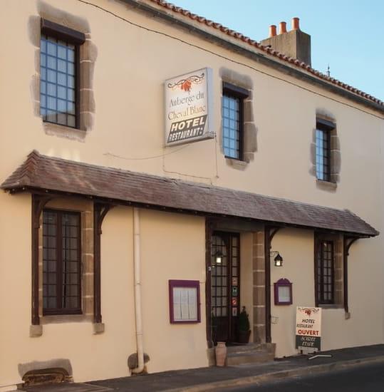 Auberge du Cheval Blanc   © cousseau benjamin