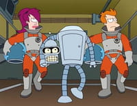 Futurama : Bender casse la baraque