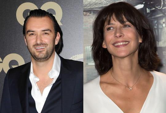 Sophie Marceau et Cyril Lignac: déjà la séparation du couple?