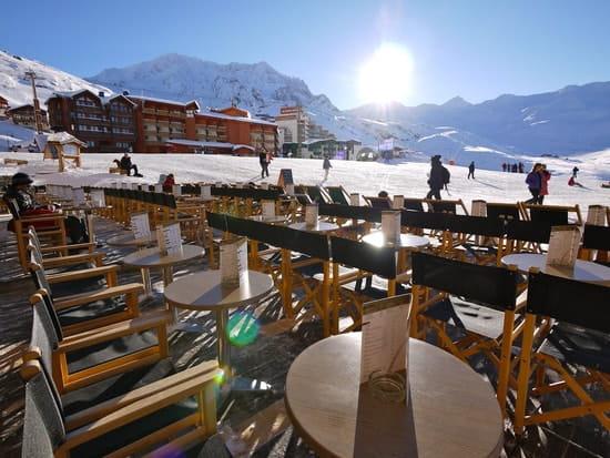 Restaurant Face West Café  - la terrasse -