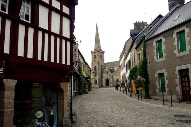 La Roche-Derrien, Côtes d'Armor