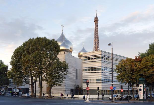 Découvrez le Centre spirituel et culturel orthodoxe russe de Paris