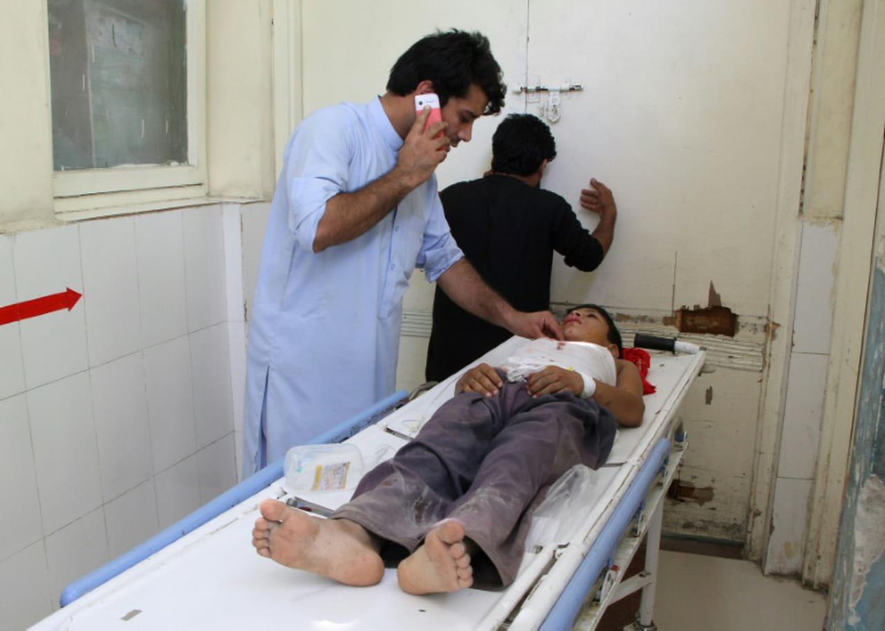 Afghanistan: 19morts dans un attentat-suicide contre des manifestants