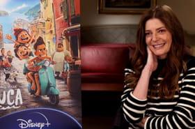 """Luca: pour Chiara Mastroianni, le dernier Pixar """"fait l'effet d'un rayon de soleil"""""""