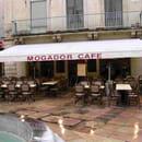 Mogador Café  - la terrasse -   © Jacques Flahaut